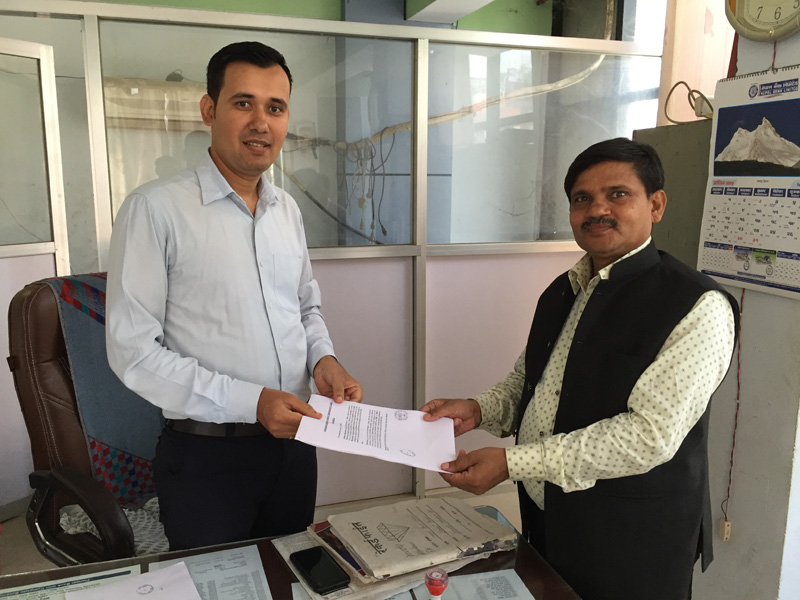 Internship Agreement With Nepal Bank