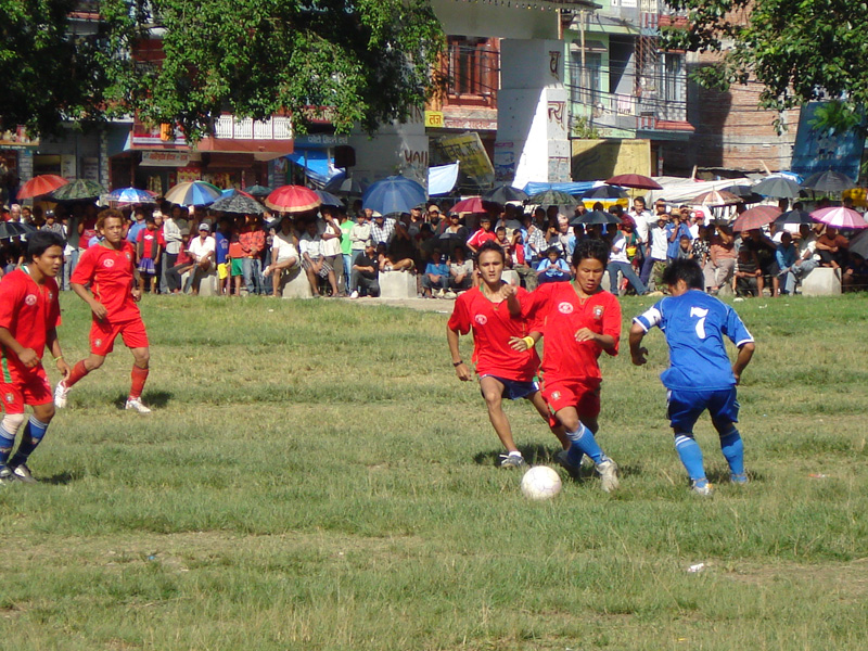 Inter Collage Football Tournament